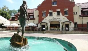 Hotel Grand Sal**** - Sommergarten