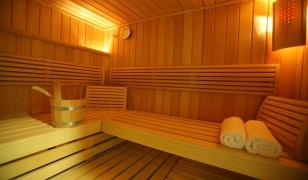 Hotel Grand Sal**** - Trockene Sauna