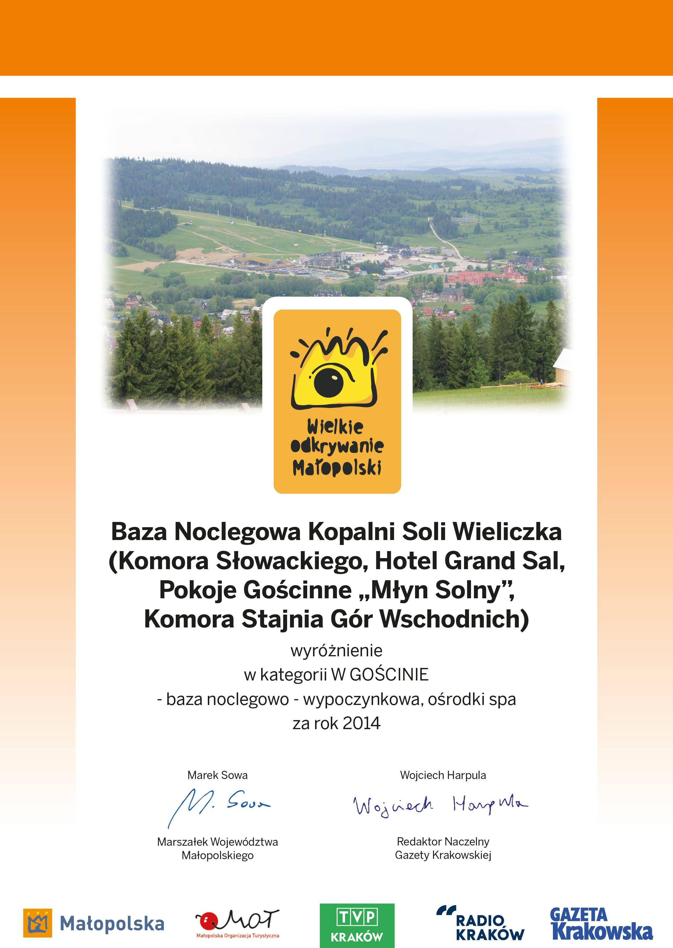 Hotel Wieliczka Polen Hotel Grand Sal In Wieliczka