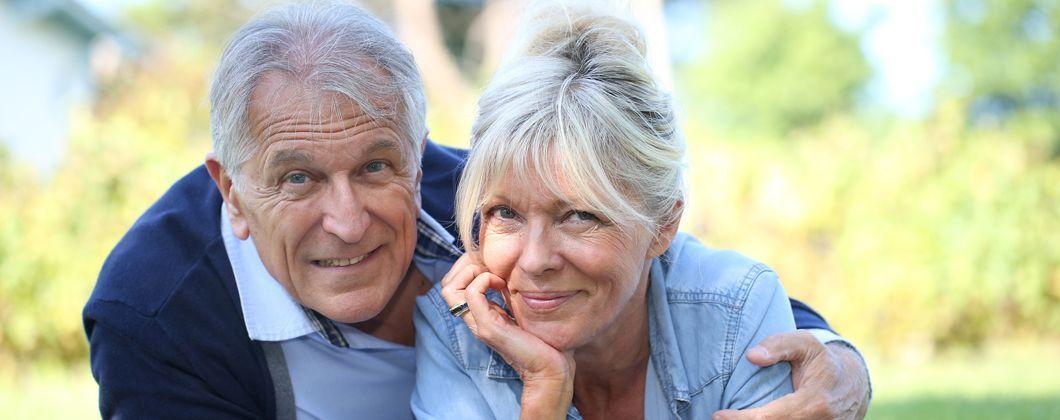 Aufenthalt für Senioren